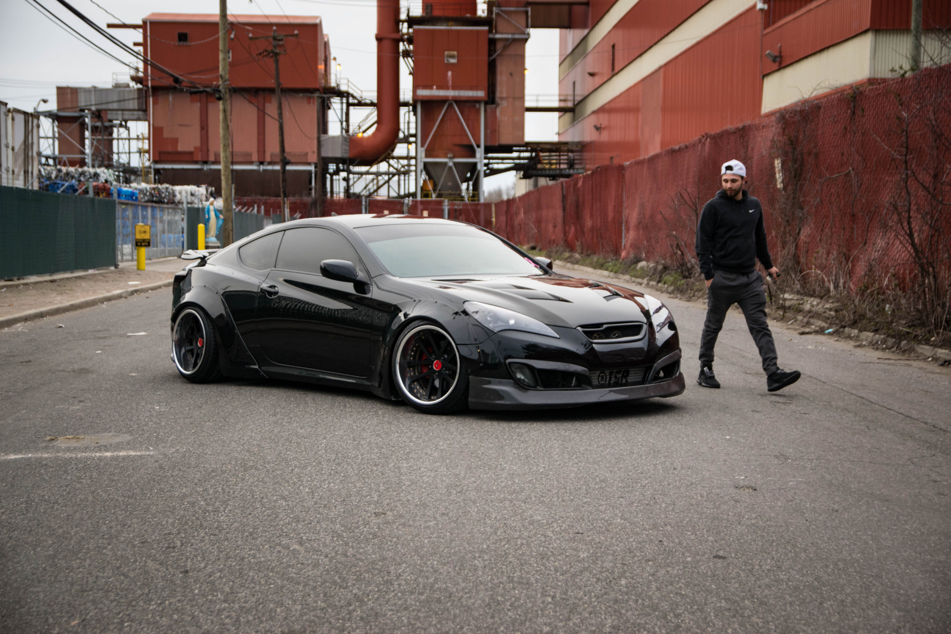 Body Kit V 2 For Hyundai Genesis Coupe Monsterservice