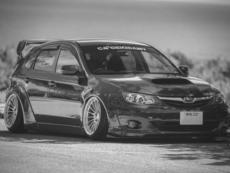 Subaru Impreza GH